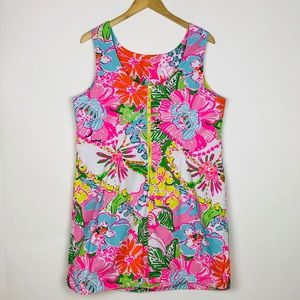 Lilly Pulitzer Dresses - Lilly Pulitzer NWT Nosey Posie Shift Mini Dress